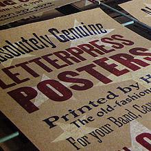 letterpress-posters