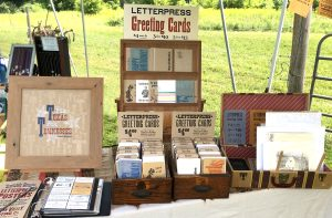Tin Can Valley Outdoor Vendor Display